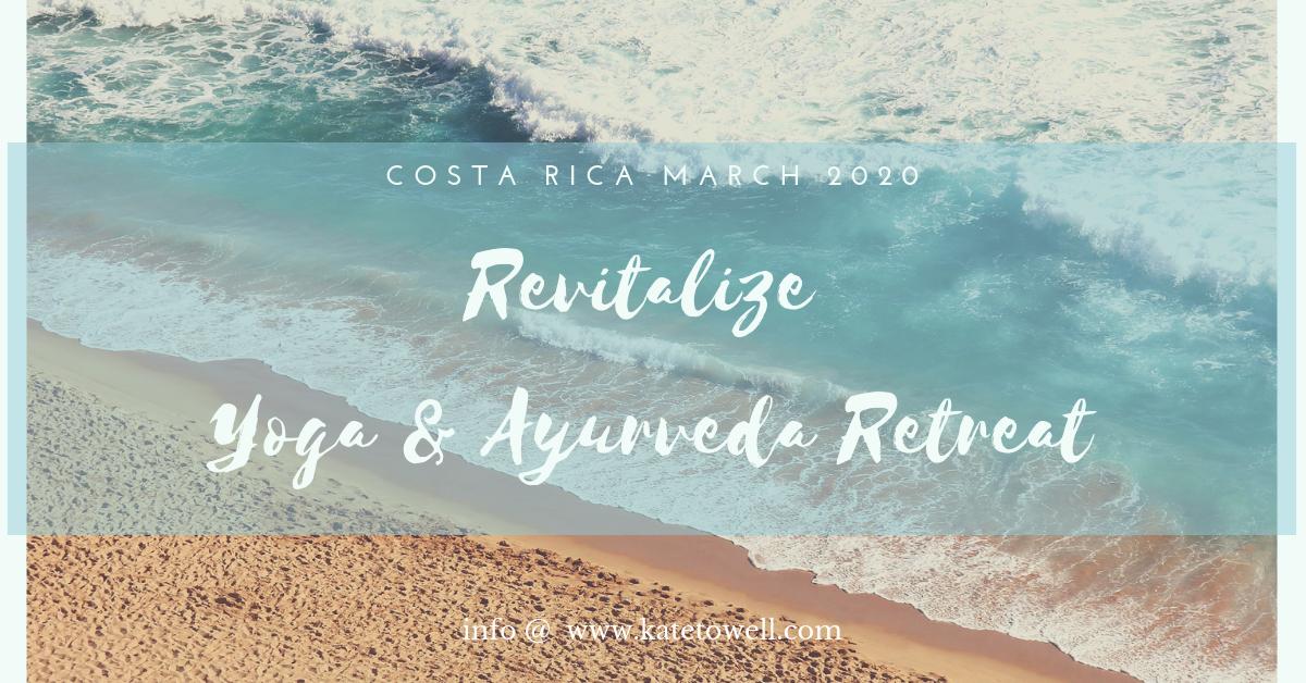 Kate Towell - Infinite You | Costa Rica Yoga & Ayurveda Retreat