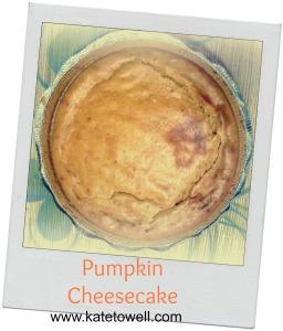 pumpkincheesecake