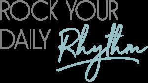 rock your daily rhythm logo