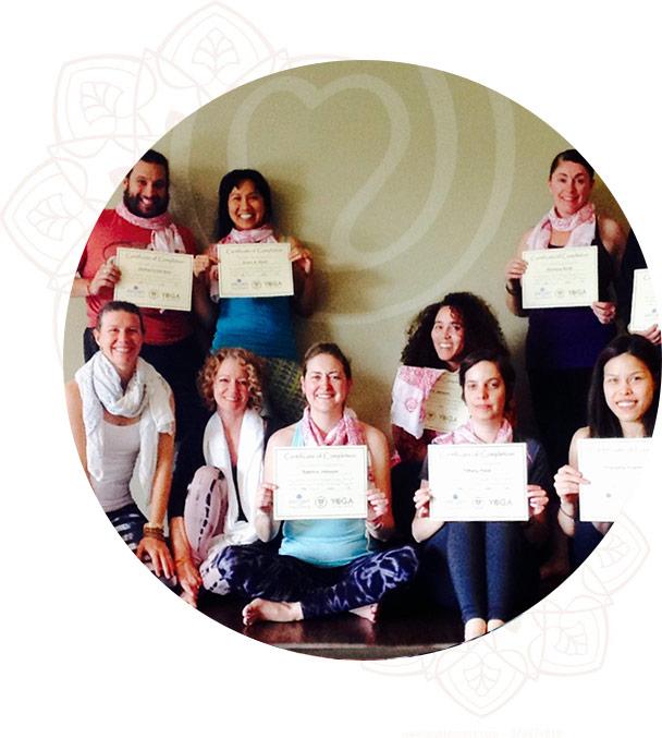 satyam yoga teachers