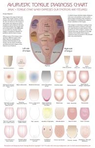 tongue diagnosis 11x17