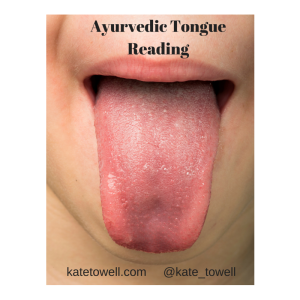 tongue reading